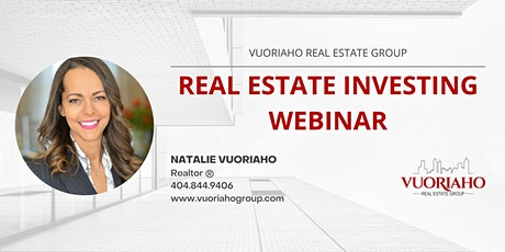 Real Estate Investing Webinar Tickets