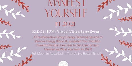 "Copy of ""Manifest Yourself"" tickets"