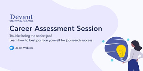 Devant - Career Assessment Session I tickets