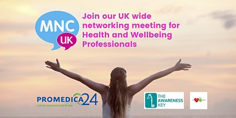 MNC Professional: Health and Wellbeing Business Networking tickets