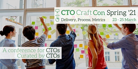 CTO Craft Con 2021: The Delivery One tickets