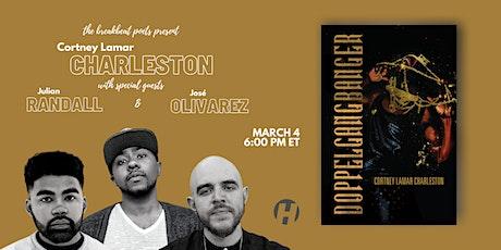 BreakBeat Poets Presents: Cortney Lamar Charleston's Doppelgangbanger tickets