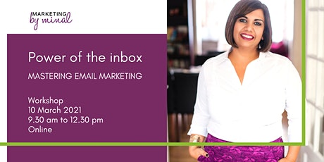 Power of the inbox: Mastering email marketing tickets