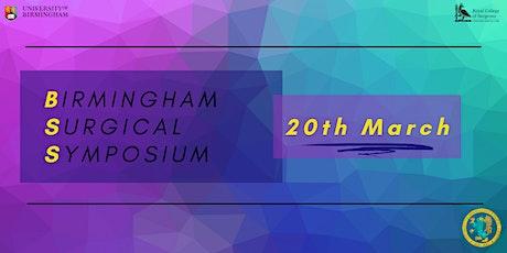 Birmingham Surgical Symposium 2021 tickets