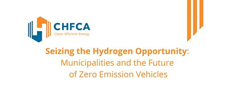 Seizing the Hydrogen Opportunity tickets