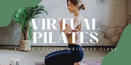 February Virtual Pilates w/ Maryana tickets