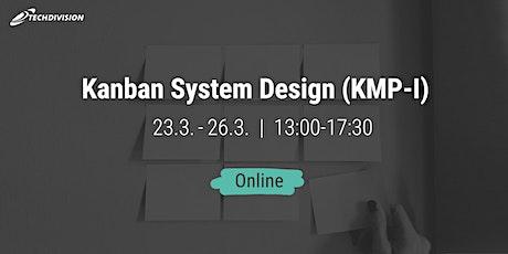 Kanban System Design (KMP-l) Tickets