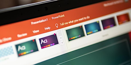 Powerpoint Skills to Enhance Your Sales Presentation tickets