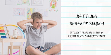 Battling Behavior Brunch tickets