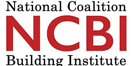 NCBI OFFERING ITS AWARD-WINNING LEADERSHIP FOR DIVERSITY INSTITUTE ONLINE Tickets