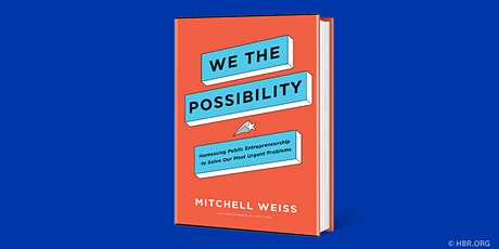 HBR Live Webinar: We The Possibility tickets