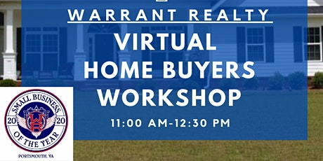 Virtual Home Buyers Workshop tickets