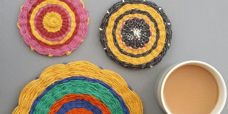 Making Coasters  with Agnis Smallwood tickets
