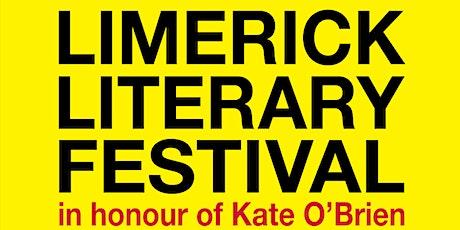 Limerick Literary Festival 2021 tickets