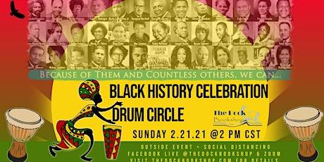 Black History Celebration Drum Circle tickets