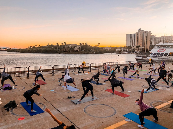 May Barre at Sparkman Wharf - HumanlyWell image
