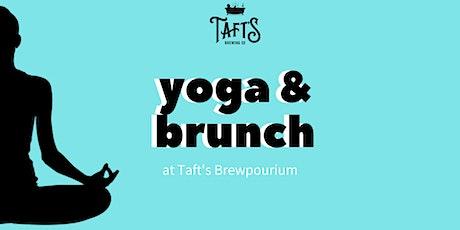 Yoga & Brunch tickets