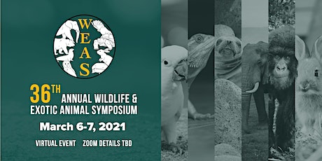 UC Davis 36th Annual Wildlife & Exotic Animal Symposium tickets