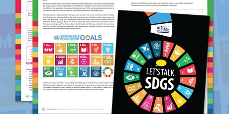 Let's Talk SDGs tickets