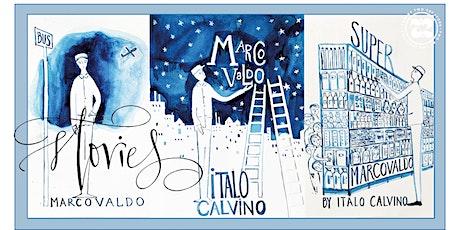 Winter tales from Marcovaldo  by Italo Calvino tickets