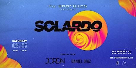 Nü Androids Presents: Solardo tickets