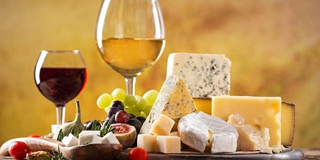 Wine and Cheese Tasting Zoom Event tickets