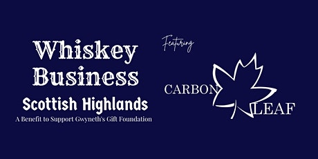 Whiskey Business Scottish Highlands tickets