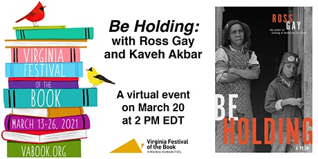 Be Holding: With Ross Gay tickets