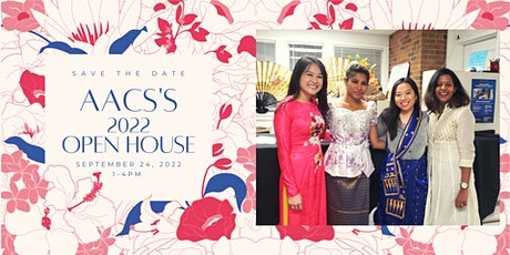 AACS's 2022 Open House! tickets