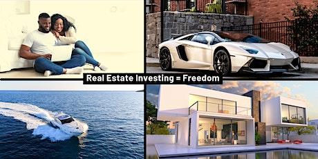 Real Estate Investing (Wholesale, Fix_Flip, Buy_Hold) - Atlanta tickets