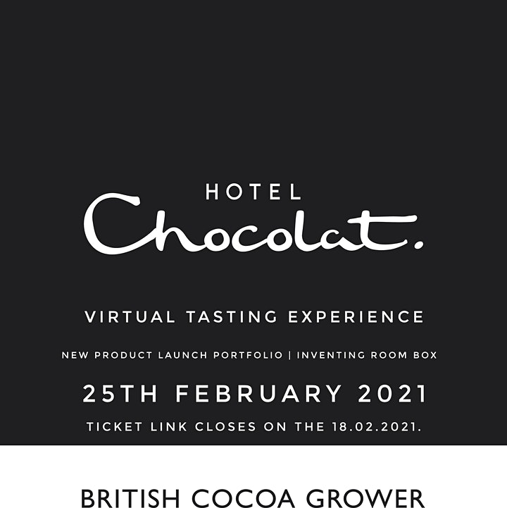 EXCLUSIVE NEW PRODUCT TASTING EXPERIENCE WITH HOTEL CHOCOLAT image