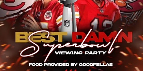 Best Damn Superbowl Viewing Party tickets