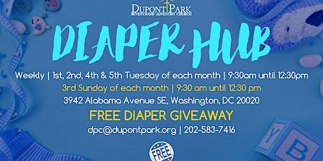 Diaper Hub tickets