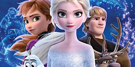 Frozen Princess Tea tickets