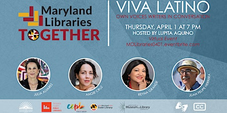 Viva Latino: Own Voices Writers in Conversation tickets