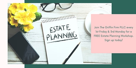 Estate Planning Workshop biljetter