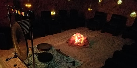 Halo-therapy with Reiki Guided Sound Meditation tickets