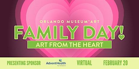 FREE Virtual Family Day entradas