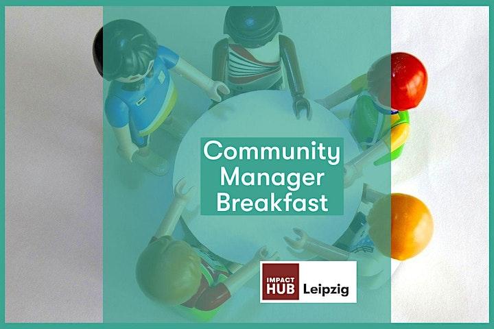 Community Manager Breakfast: Bild