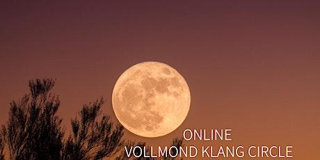 Online Vollmond Klang Circle Tickets