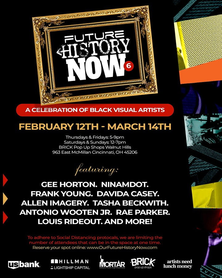 Future History Now 2021: Black Art Gallery image