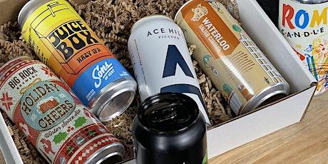 Virtual Craft Beer Tasting with Eating Through TO tickets
