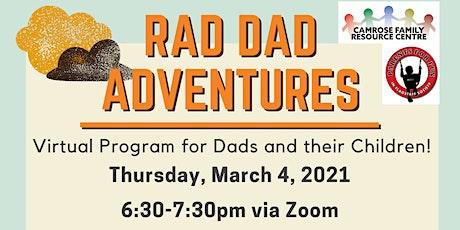 Rad Dad Adventures tickets
