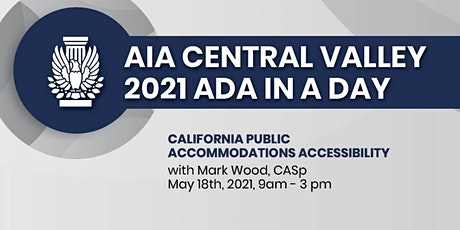 ADA In A Day: California Public Accommodations Accessibility tickets