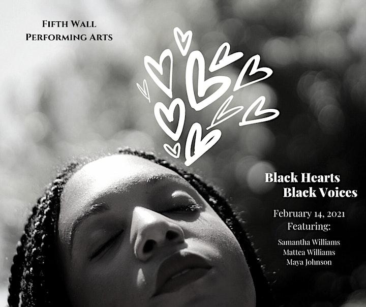 Black Hearts, Black Voices image