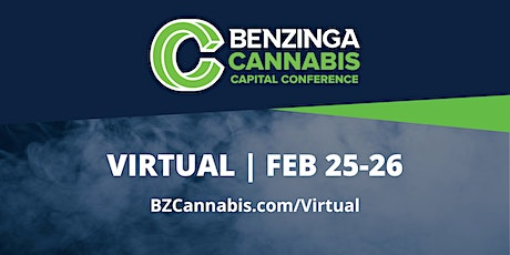 Cannabis Capital Conference - February 2021 tickets