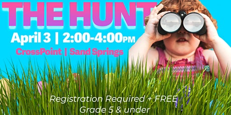 CrossPoint Kids' The Hunt tickets