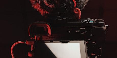 Sony Virtual Class: Video Basics with Barrett McGivney tickets