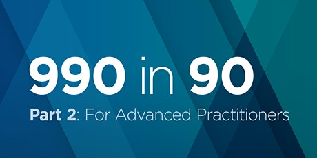 990 in 90 Part 2: For Advanced Practitioners tickets