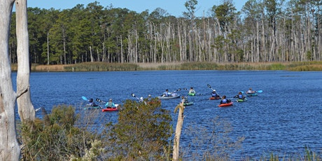 Explore Blackwater Public Paddle - 2021 - Sultana Education Foundation tickets